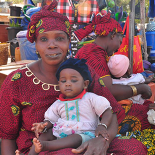 Afryka burkina faso zdjęcia z podróży