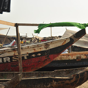 Relacja z podróży do ghana accra