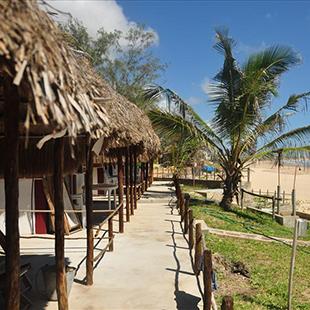 Afryka mozambik zdjęcia z podróży