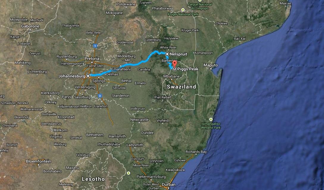 Relacja z podróży do RPA