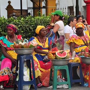 Relacja z podróży do Kolumbii