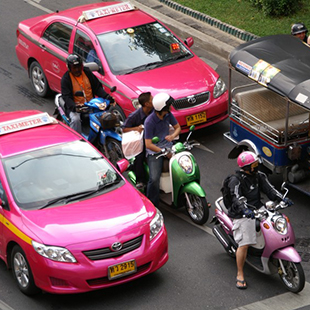 Relacja z podróży do Tajlandii bangkok