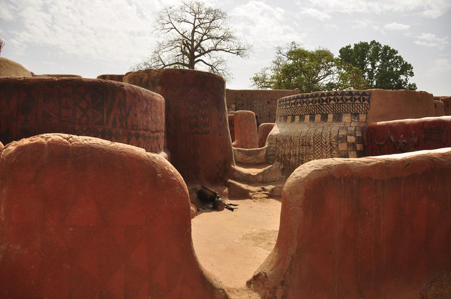 afryka burkina faso zdjecia