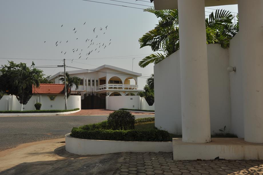 afryka ghana zdjęcia accra