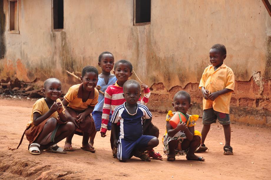 afryka ghana zdjecia