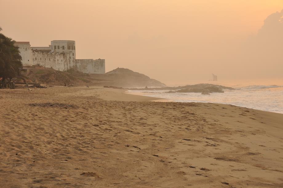 afryka ghana Wybrzeże złota