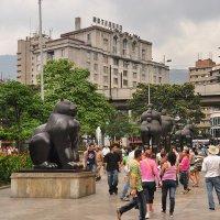 Zdjęcia z podróży po Kolumbii