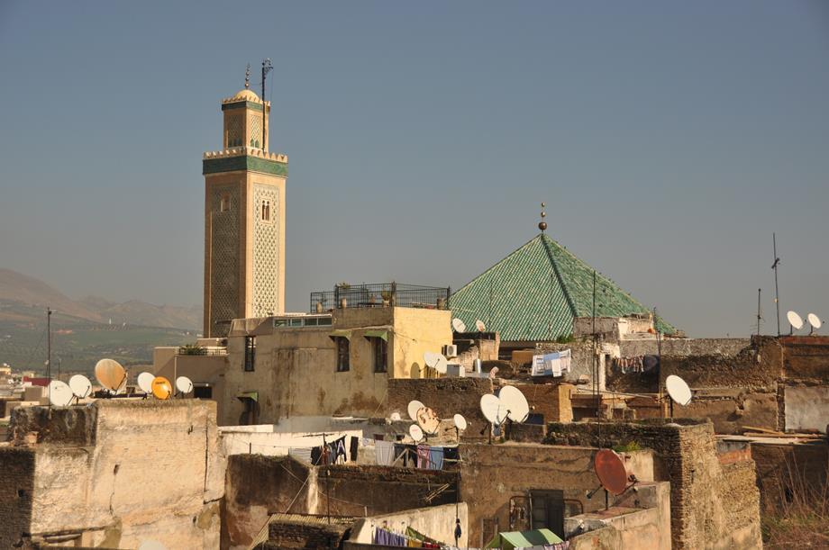 Relacja z podróży do Maroko