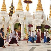 Zdjęcia z podróży po Myanmar