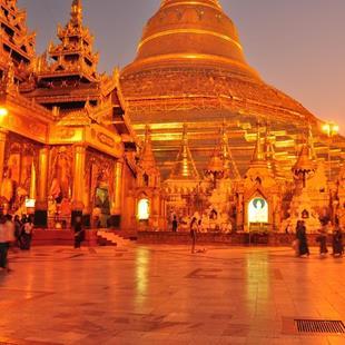 Azja myanmar zdjęcia z podróży