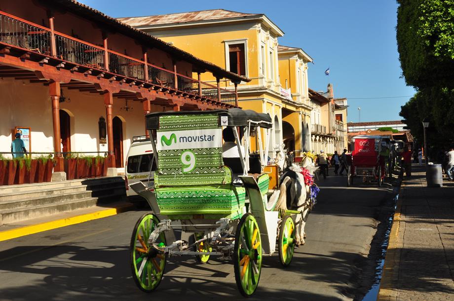 ameryka łacińska nikaragua relacja z podróży podróż