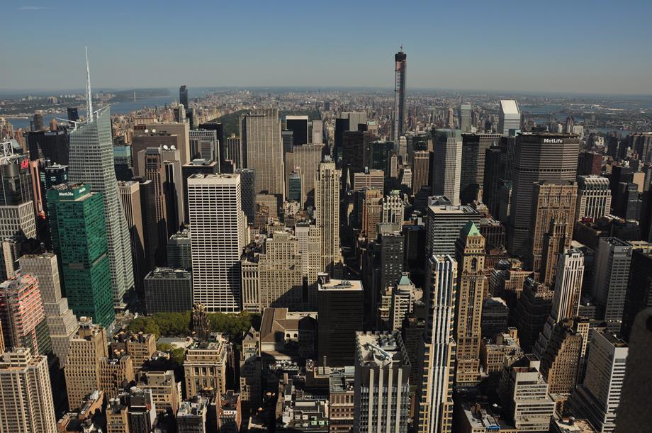 Zdjęcia z podróży po Nowym Jorku