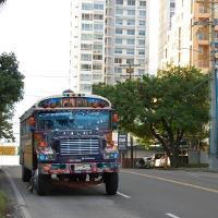 Zdjęcia z podróży po Panamie