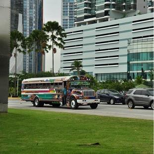 Relacja z podróży do Panamy