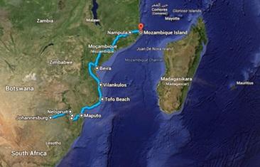 Afryka - relacje z podróży